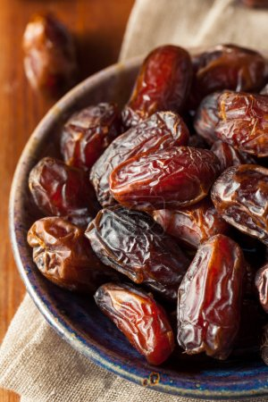 Raw Organic Medjool Dates