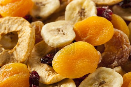 Organic Healthy Assorted Dried Fruit
