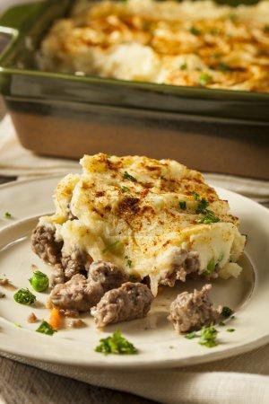 Homemade Irish Shepherd's Pie