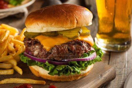 Grass Fed Bison Hamburger