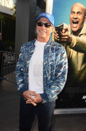 Poster: actor JeanClaude Van Damme