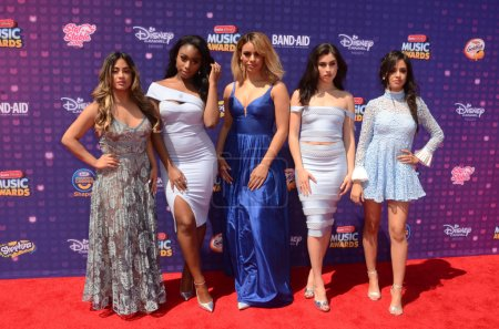 Fifth Harmony band