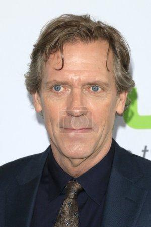 actor Hugh Laurie