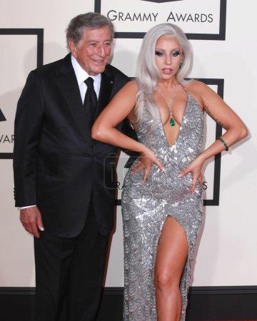 Тони Беннет Леди Гага