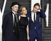 Tom Sturridge, Sienna Miller, Robert Pattinson