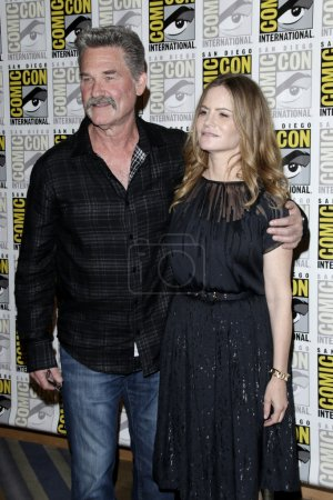 Kurt Russell Jennifer Jason Leigh