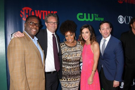 Wendell Pierce Matthew Perry Yvette
