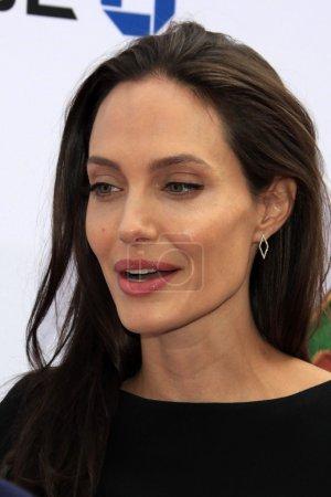 actress Angelina JoliePitt