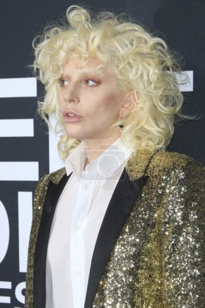 актриса Леди Гага