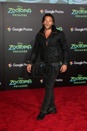 actor Zach McGowan