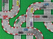 AUTO RACING ON HIGHWAY