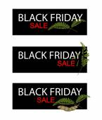 Tamarind Pods on Black Friday Sale Banner