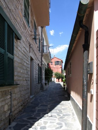 Streets and alleys of Portovenere b