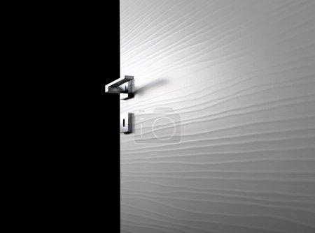 clear door open g