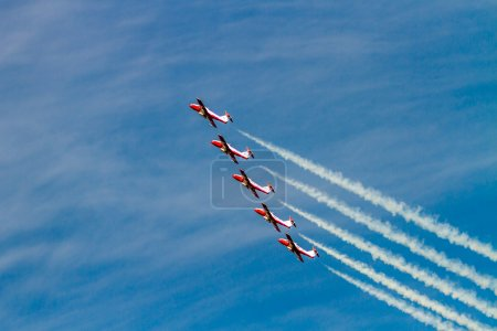 Hillsboro, Oregon - September 21, 2014: Canadian F...