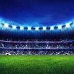 Sport match background digital illustration my own...