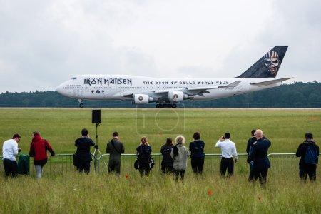 Каморок Боинг 747 Эд