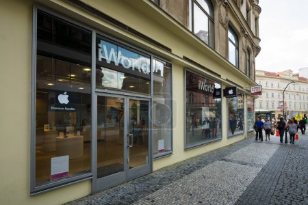 Apple Premium Reseller: iWorld.
