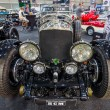 Постер, плакат: Vintage car Bentley Special Speed 8 built on the chassis Bentley Mark VI 1948