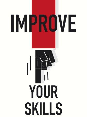 Word IMPROVE YOUR SKILLS