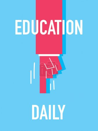 Words EDUCATION DAILY