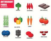 Foods infographics