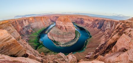 Horseshoe Bend near Page Arizona