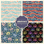 Set of abstract patterns 009