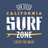 Surfing print 004