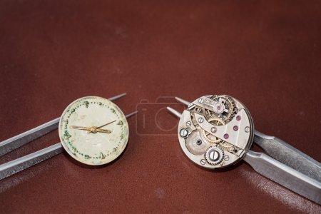 Reparation and restoration of watches