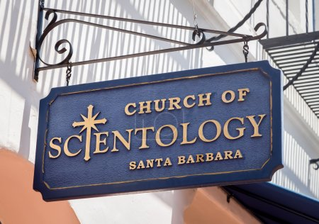 Church of Scientology  Sign and Logo