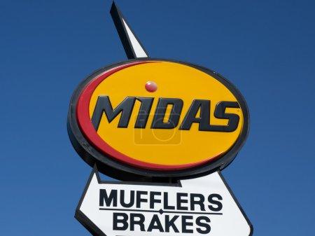 Midas Automotive Service facility