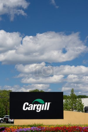 Cargill Corporate Headquarters and Sign