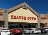 Trader Joe's Exterior and Sign