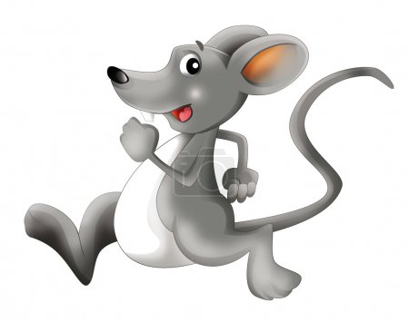 Conceptual illustration of business rat