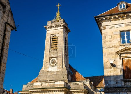 Sain Pierre church in Besancon - France