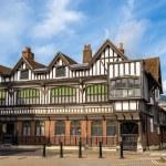 Tudor House in City Centre of Southampton, England...