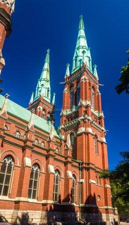 St John Church in Helsinki