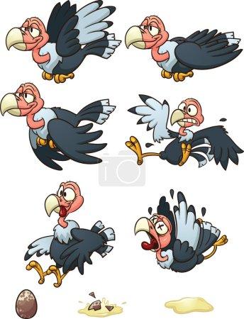 Vulture sprites