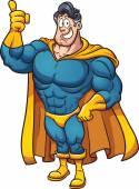 Superhrdina kresleného