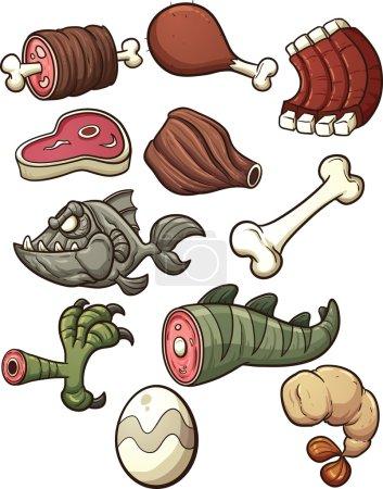 Prehistoric meat
