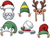 Karácsonyi kalapok