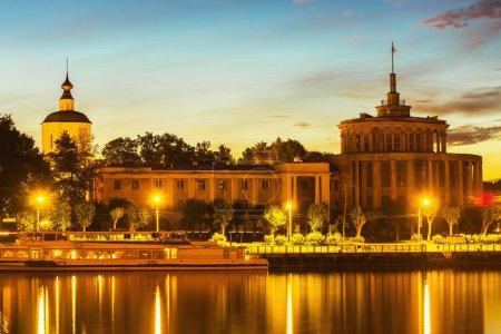 River Station on the Volga River in Tver