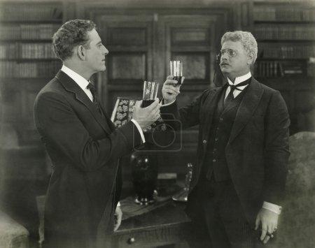 Men Cheers
