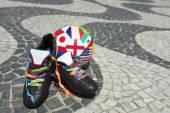 Brasilianischer Fußball Schuhe internationaler Fußball