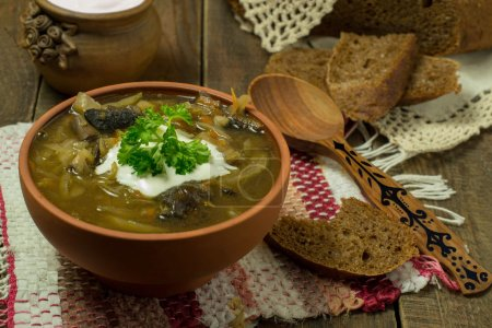 Valaam cabbage soup