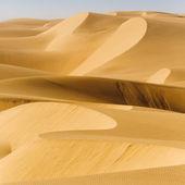 A sivatagi dűnék