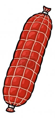 Sausage in net
