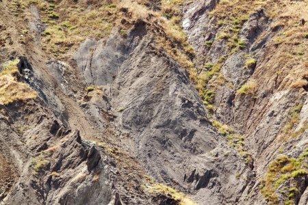 Landslide in Sicily