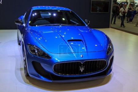 Maserati Granturismo MC Stradale car